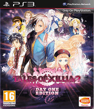Editor's Choice - Tales of Xillia 2