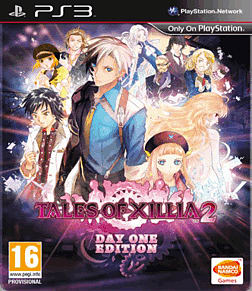 Tales of Xillia 2 - Day 1 Edition PlayStation 3 Cover Art