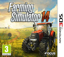 Farming Simulator 2014 3DS