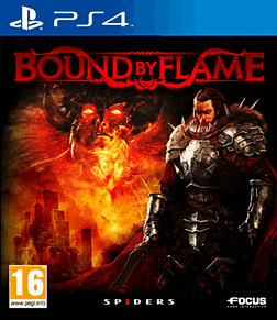 Bound by Flame PlayStation 4 Cover Art