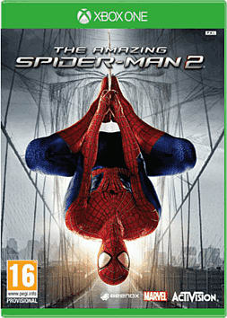 The Amazing Spider-Man 2 Web Threads Edition - Only at GAME Xbox One