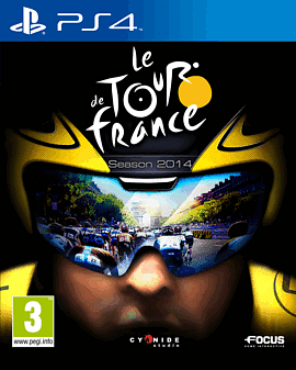 Tour de France 2014 PlayStation 4