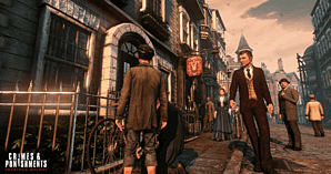 Crimes & Punishments Sherlock Holmes screen shot 15