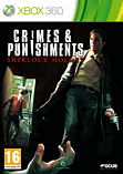 Crimes & Punishments Sherlock Holmes Xbox 360