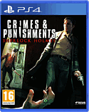 Crimes & Punishments Sherlock Holmes PlayStation 4