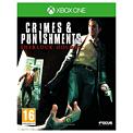 Crimes & Punishments Sherlock Holmes Xbox One