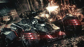Batman: Arkham Knight - Red Hood Edition - Only at GAME screen shot 17