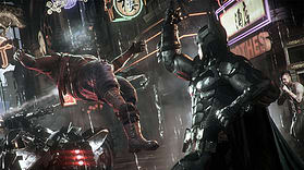Batman: Arkham Knight - Red Hood Edition screen shot 18