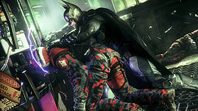 Batman: Arkham Knight - Red Hood Edition screen shot 19