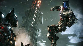 Batman: Arkham Knight screen shot 4