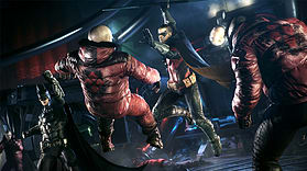 Batman: Arkham Knight - Red Hood Edition screen shot 8