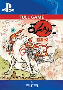 Okami HD PlayStation Network