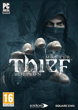 Thief: Master Thief Edition PC Games Cover Art