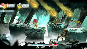 Child of Light Deluxe Edition screen shot 2