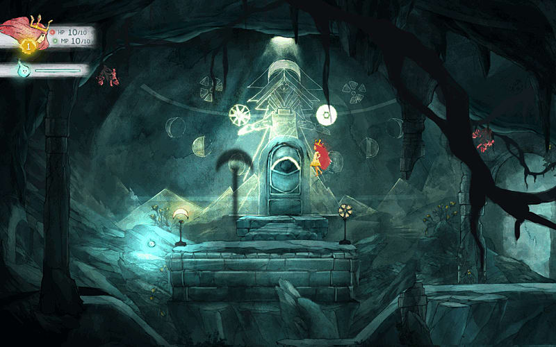Child of Light on PlayStation 4 and PC