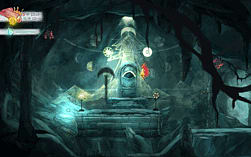 Child of Light Deluxe Edition screen shot 5