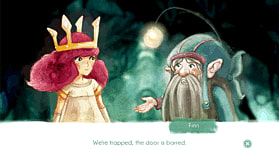 Child of Light Deluxe Edition screen shot 7