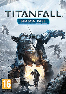 Titanfall Season Pass PC Games Cover Art