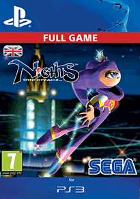 NIGHTS into Dreams... PlayStation Network