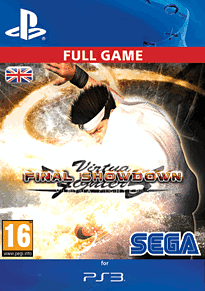Virtua Fighter 5: Final Showdown - Complete Edition PlayStation Network