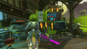 Wildstar Steelbook Deluxe Edition screen shot 3