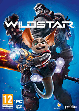 Wildstar PC Games Cover Art