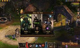 KingsRoad screen shot 2