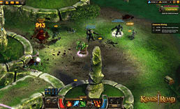 KingsRoad screen shot 3
