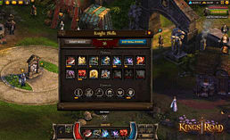KingsRoad screen shot 4