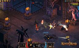 KingsRoad screen shot 5