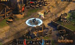 KingsRoad screen shot 6