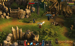 KingsRoad screen shot 8