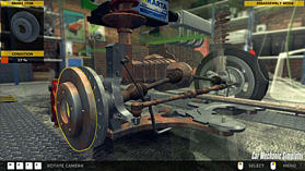 Car Mechanic Simulator 2014 screen shot 6
