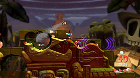 Worms Battlegrounds screen shot 8