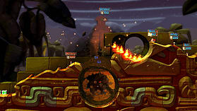 Worms Battlegrounds screen shot 9