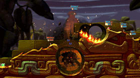 Worms Battlegrounds screen shot 3