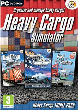 Heavy Cargo Simulator Triple Pack PC Games