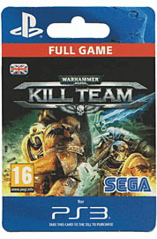 Warhammer 40,000: Kill Team PlayStation Network