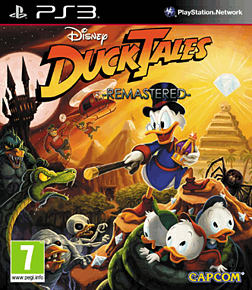 Duck Tales: Remastered PlayStation 3