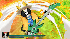 One Piece Unlimited World Red: Straw Hat Edition screen shot 4