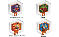 Disney INFINITY Power Discs Pack - Series 3 screen shot 2