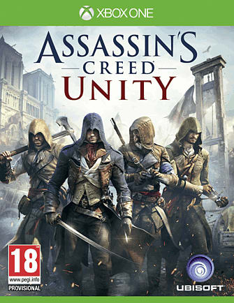 Assasin's CReed: Unity on Xbox One at GAME.co.uk