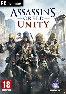 Assassin's Creed: Unity PC Games Cover Art