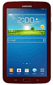 Samsung Galaxy Tab 3 7.0 Inch 8GB (Wifi) - Red (Grade A) Electronics