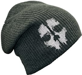 Call of Duty Ghosts Beanie Hat Clothing