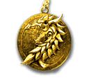 The Elder Scrolls Online Keychain - Ebonheart Pact Clothing and Merchandise