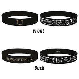 The Elder Scrolls Online Wristband Clothing and Merchandise