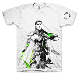 The Elder Scrolls Online T-shirt - Elf - Large Clothing and Merchandise