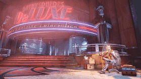 BioShock Infinite: Burial at Sea - Episode 2 screen shot 4