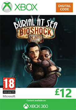BioShock Infinite: Burial at Sea - Episode 2 Xbox Live Cover Art